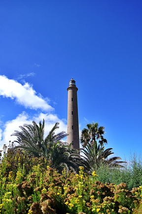 Maspalomas Leuchtturm Gran Canaria